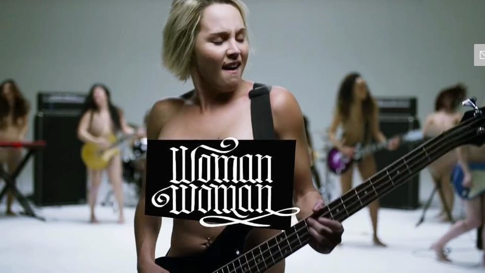 Awolnation: Woman Woman