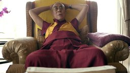 Sunrise/Sunset - A Day in the Life of the Dalai Lama
