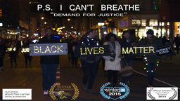 P.S. I Can't Breathe - Black Lives Matter