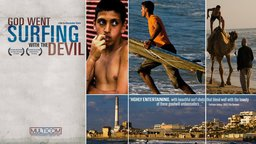God Went Surfing with the Devil - The Israel-Palestine Conflict Through the Lens of Surfing