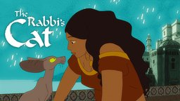 The Rabbi's Cat - Le chat du rabbin