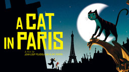 A Cat in Paris - Une vie de chat
