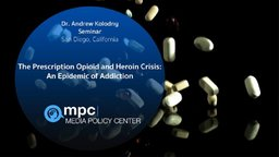 National Prescription Drug Abuse & Heroin Summit - Andrew Kolodny Seminar